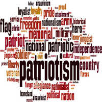 What does patriotism mean to you