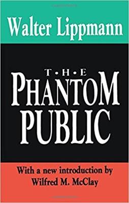 Druga książka Lippmanna - The Phantom Public