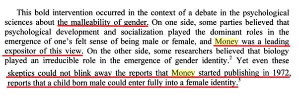 zdolności dostosowawczej [formowania] płci