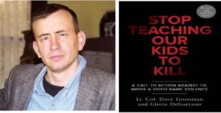 Przestańmy uczyć nasze dzieci zabijania - Dave Grossman