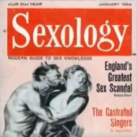 Sexology-Seksuologia, badania nad ludzką seksualnością