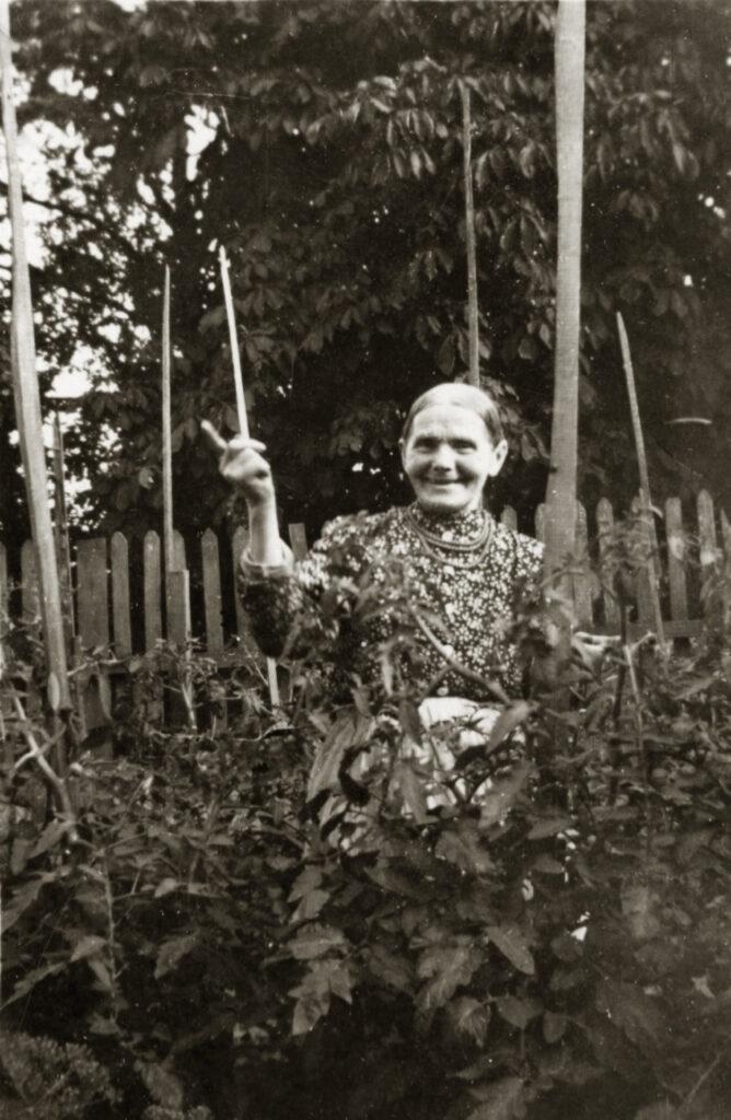 Agnieszka Nadolna kiedy wszystkie dzieci i ich rodziny przyjechały z wizytą
